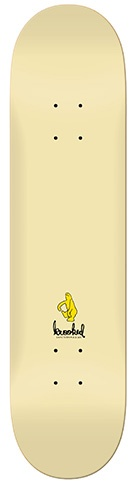 Krooked Krooked Team Ikons Yellow Deck - 8.5 (Grip Not Included)
