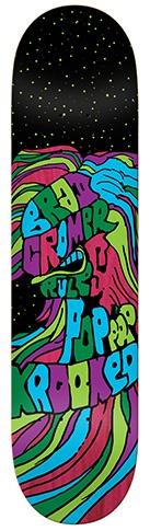 Krooked Krooked Cromer Summa Love Deck - 8.06