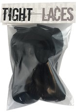 "Tight Laces Tight Laces flat 45"" - Black"