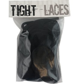"Tight Laces Tight Laces oval 45"" - Black"