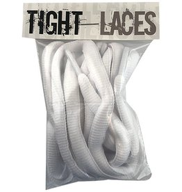 "Tight Laces Tight Laces oval 45"" - White"