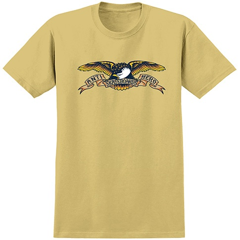Anti-Hero Anti-Hero Eagle T-Shirt - Squash