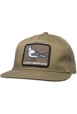 Anti-Hero Anti-Hero Pigeon Patch Hat - Aloe