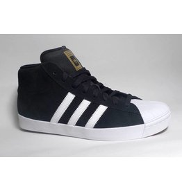 Adidas Adidas Pro Model Vulc ADV - Black/White/Gold
