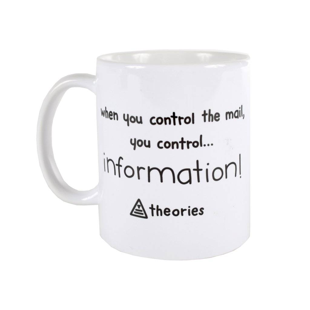 Theories Brand Theories Newman Mug