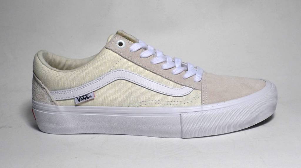 Vans Vans Old Skool Pro - White (size 9)