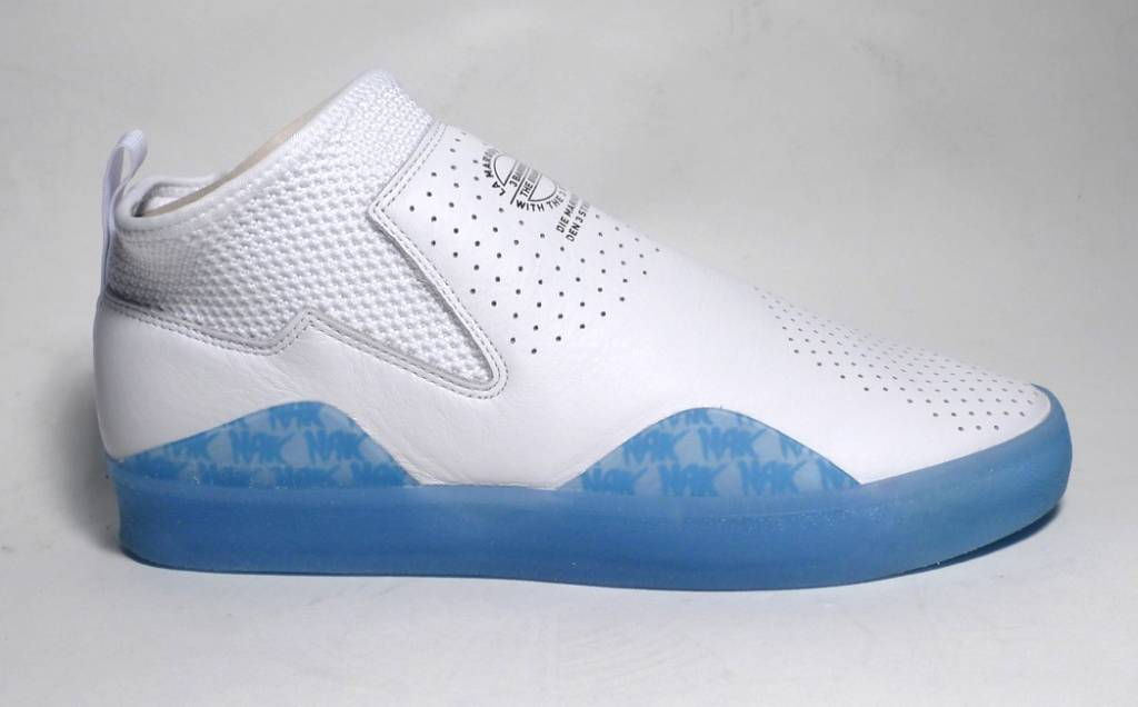 Adidas Adidas x Fucking Awesome 3st.002 - White/Lt. Blue/White NAK