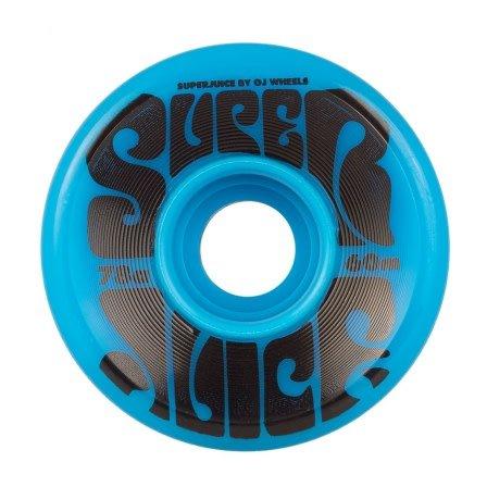 OJ wheels OJ 60mm Super Juice Blue 78a wheels (set of 4)