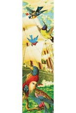 """Mob Grip Mob Grip 9"""" Pajaros Parrot Sheet"""