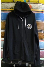 Theories Brand Theories Special Ops Zip up Hoodie - Black (size Large)