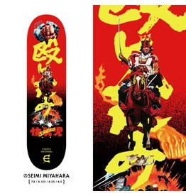 Evisen Evisen Seimi Miyahara Power Play Deck - 8.25