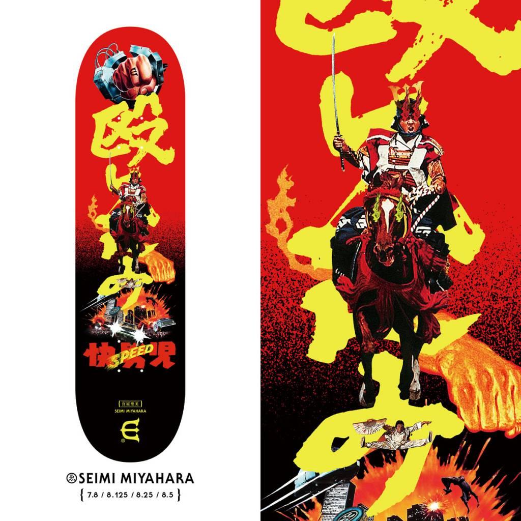 Evisen Evisen Seimi Miyahara Power Play Deck - 8.25