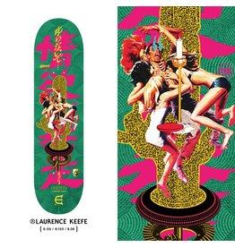 Evisen Evisen Laurence Keefe Power Play Deck - 8.06