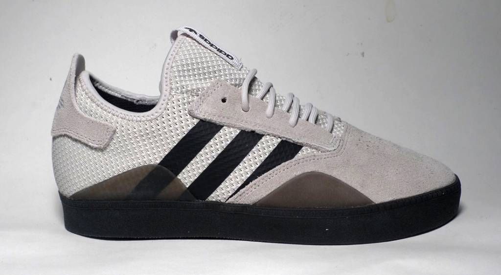 Adidas Adidas 3st.001 - Grey/Core Black/Cloud White