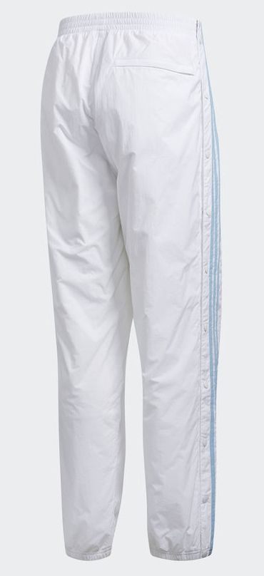 Adidas Adidas x Krooked Track Pants - White/Clear Blue