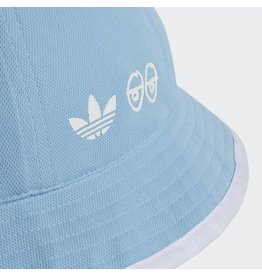 Adidas Adidas x Krooked Reversible Hat - White