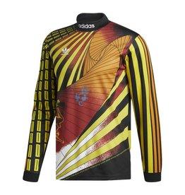 Adidas Adidas Na-Kel Jersey - Black/Yellow/Bright Orange/Red