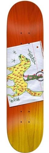 Krooked Krooked Sandoval Nomad Deck - 8.5