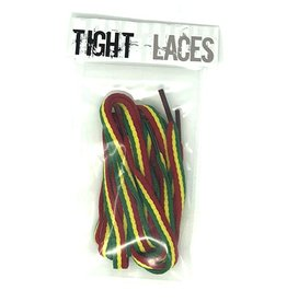 "Tight Laces Tight Laces Flat 45"" - Woven Rasta"