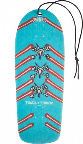 Powell Powell OG Rat Bones deck Air Freshner Pineapple