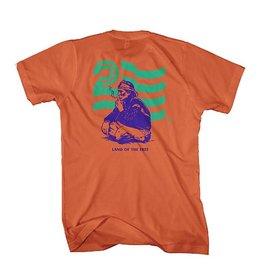 Politic Politic Native T-shirt - Orange