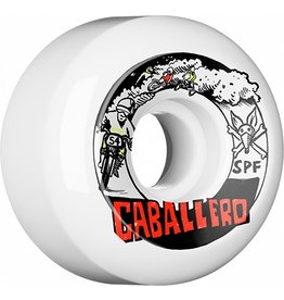 Bones Wheels Bones SPF Caballero x Blender Moto 54mm wheels (set of 4)