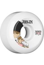 Bones Wheels Bones STF v5 Joslin London 53mm Wheels (set of 4)