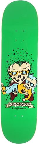 Krooked Krooked Sandoval El Hero Heart Deck - 8.25