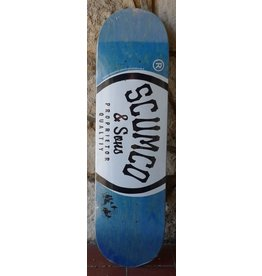 Scumco & Sons Scumco & Sons Logo (C Medium) Deck - 8.375