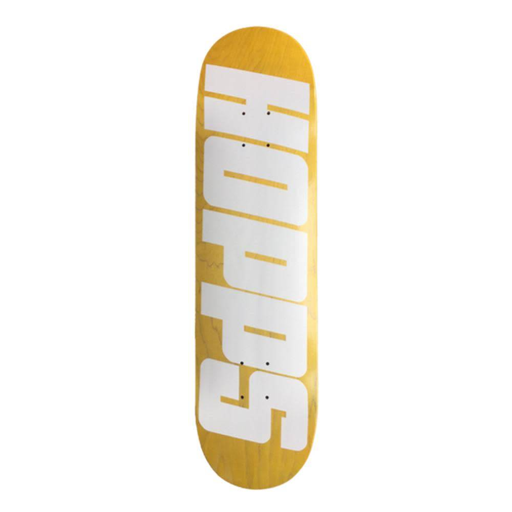 Hopps Hopps BIG HOPPS Deck (Yellow Stain) - 8.25