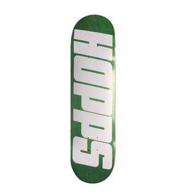 Hopps Hopps BIG HOPPS Deck (Green Stain) - 8.375
