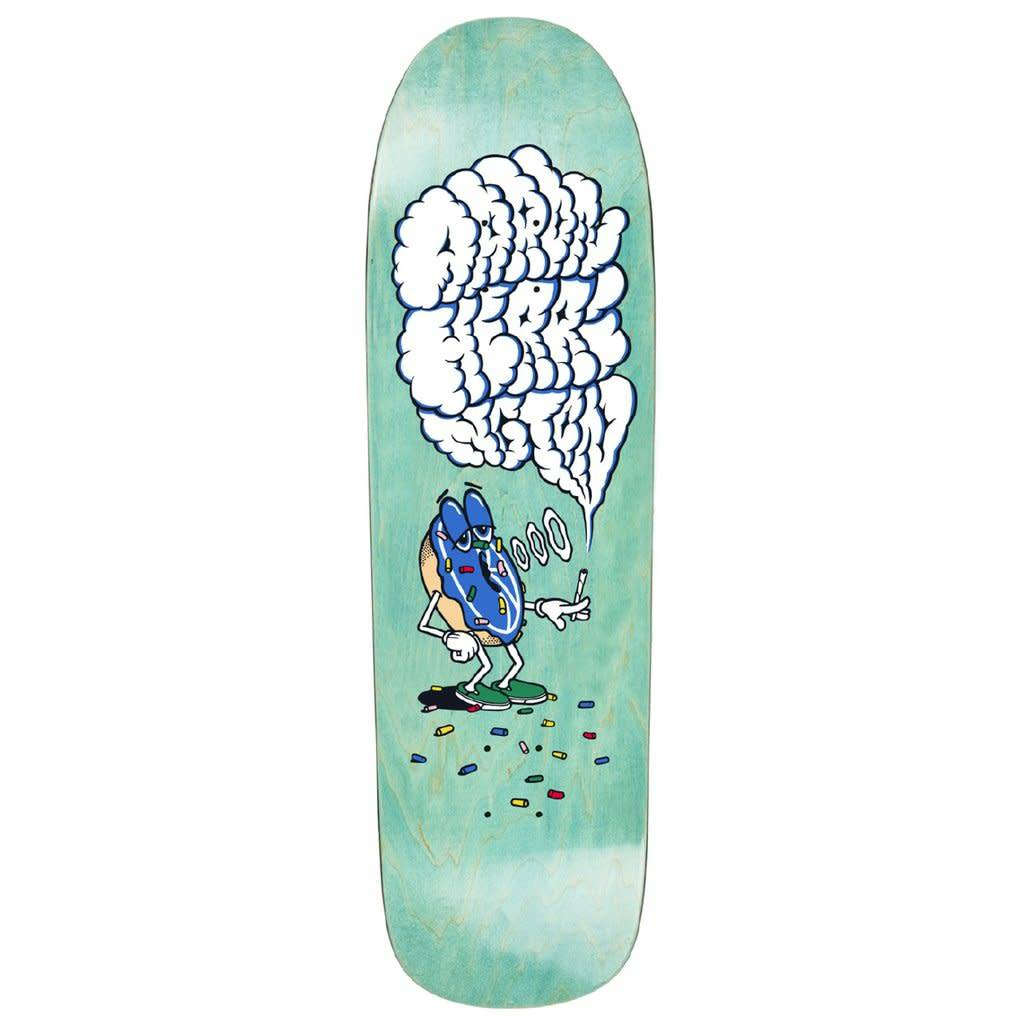 Polar Polar Aaron Herrington Smoking Donut Deck - 1991 Shape 9.75 x 32.25