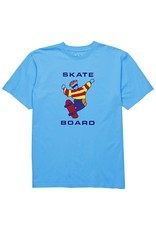 Polar Polar Paul T-shirt - Turquoise