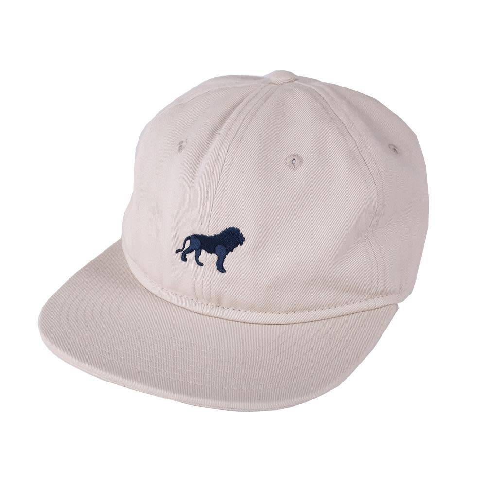 Hopps Hopps Lion Adjustable Hat - Stone