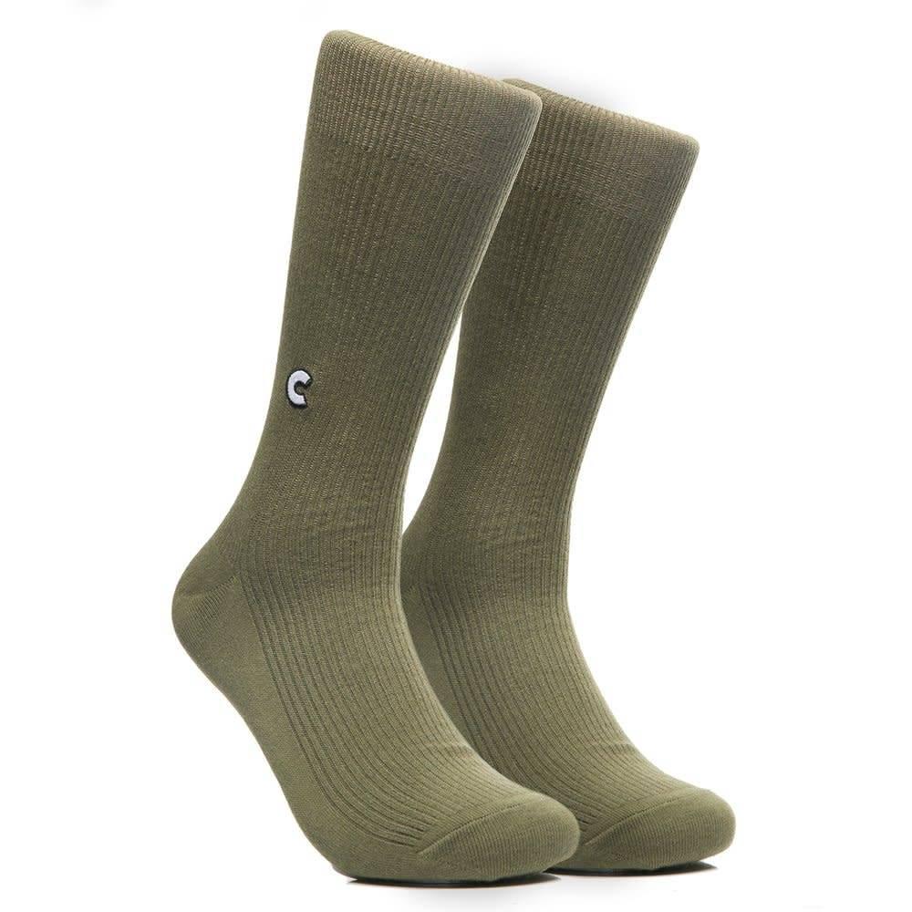 Chrystie NYC Chrystie NYC Casual socks - Military Green