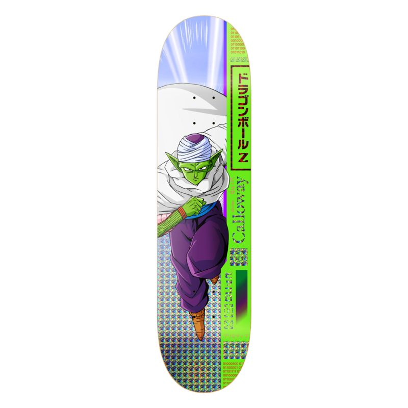 Primitive Primitive x Dragon Ball Z - Calloway Piccolo Deck - 8.0
