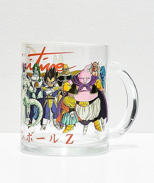Primitive Primitive x Dragon Ball Z Villians Mug