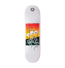 Welcome Welcome Ryan Townley Masquerade on Enenra Deck (White) - 8.5 x 32.38