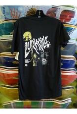 Lurkville T-shirt - Black (size Small)
