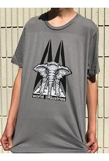 Prime Prime Mike Vallely Elephant on the Edge T-shirt - Grey