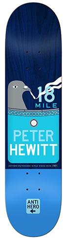 Anti-Hero Anti-Hero Hewitt Scenic Drive Deck - 8.38 x 32.25