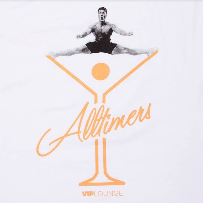 Alltimers Alltimers Splits T-shirt - White