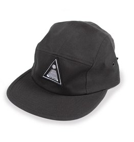 Theories Brand Theories Brand Theoramid 5-Panel Hat - Black