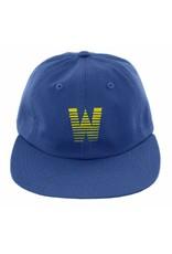 WKND brand WKND Gradient W 6 panel Hat - Royal