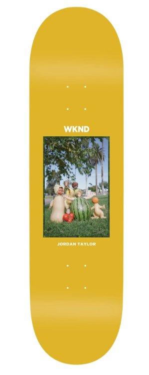 WKND brand WKND Doll Parts Fruit Family Jordan Taylor Deck - 8.1