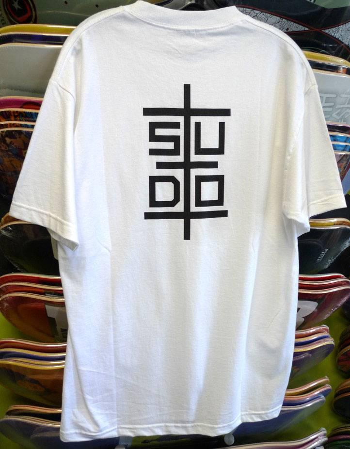 Studio Studio Cross Crest T-shirt - White