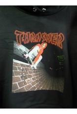 Thrasher Mag Thrasher China Banks Hoodie - Black