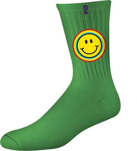 Psockadelic Psockadelic Joy Green/Yellow Socks