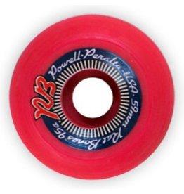 Powell Powell Rat Bones 59mm 95a Pink Old School wheels