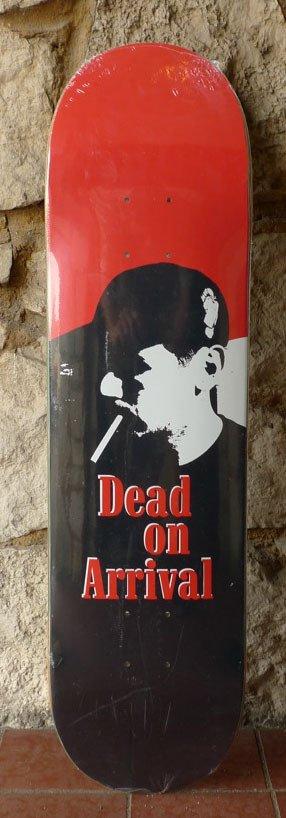 Dead On Arrival D.O.A. Terminator Deck - 8.12